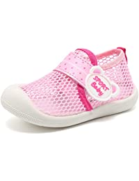 Kids Shoes Slip-on Breathable Mesh Sneakers Water Shoes Running Pool Beach ( Toddler  8050008d4
