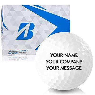 Bridgestone Lady Personalized Golf Balls
