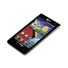 LG Lucid 4G VS840 Verizon CDMA Cellphone, 8GB, Black