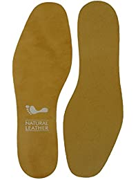 Genuine Leather Insole Professional Tan
