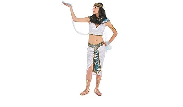 Disfraz de reina egipcia para mujer: Amazon.es: Juguetes y juegos