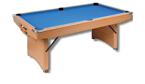 Mesa de billar London tamaño 6,5 ft.: Amazon.es: Deportes y aire libre