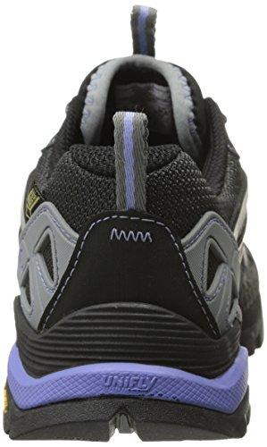 Merrell CAPRA SPORT GTX - Botas para mujer Negro (black/grey)