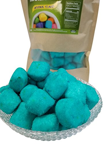 (Sugared Marshmallows Teal Blue 2 Pounds 100 Pieces - Teal Candy)