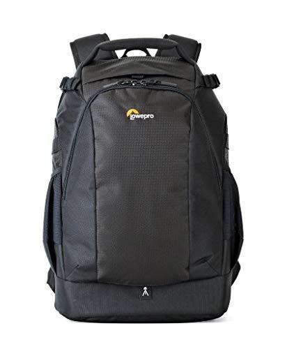 Lowepro Flipside 400 AW II Camera Bag. Lowepro Camera Backpack for Professional DSLR Cameras and Multiple Lenses.