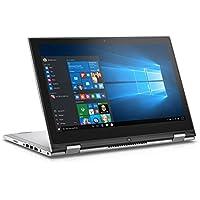 2016 Dell Inspiron 13 7000 13.3 2-in-1 Convertible Full HD Touchscreen Laptop, Intel Core i7-6500U Processor, 8GB RAM, 256GB SSD, Backlit Keyboard, Webcam, Bluetooth, Windows 10
