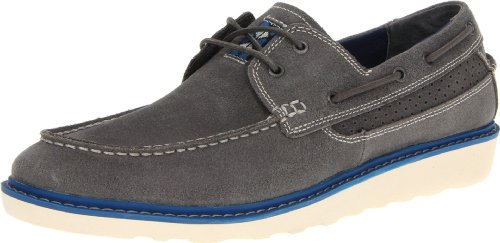 Mark Nason Los Angeles Mens Rover Oxford Grigio