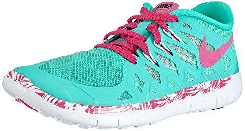 Free Print Blau Menta 5 0 Mädchen Green Hot Glow Black Laufschuhe Nike Pink Hftdwd
