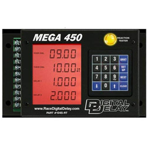 BIONDO RACING PRODUCTS Digital Mega 450 Delay Box P/N MEGA450-BR ()