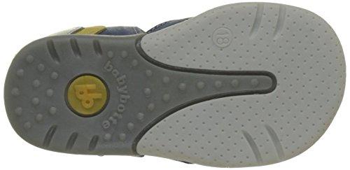 babybotte Gepeto - Zapatos de primeros pasos Bebé-Niñas Azul (Bleu)