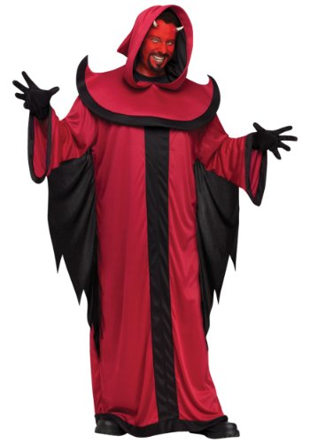 Prince Of Darkness Devil Costumes (PRINCE OF DARKNESS PLUS)