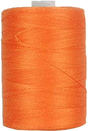 Color Autumn Green Cotton Thread 1000M Spools 50//3-40 Colors Available