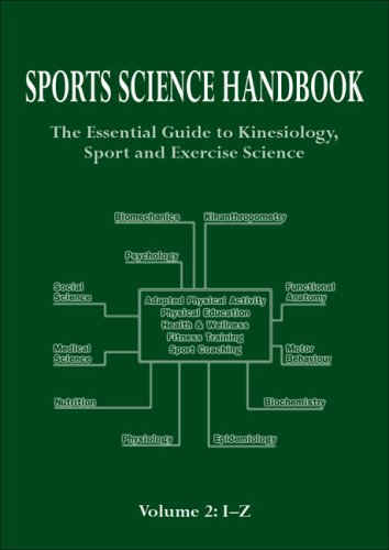 Sports Science Handbook: Volume 2: The Essential Guide to Kinesiology, Sport & Exercise Science pdf
