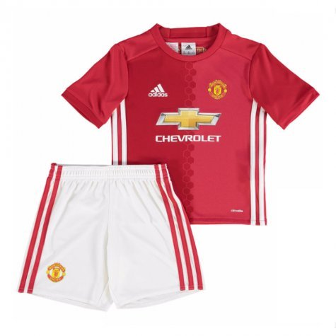 Adidas Manchester United FC Home Mini Kit [REARED] (4T)