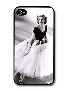 Grace Kelly Princess Actress Rear Window case for iPhone 5c A517