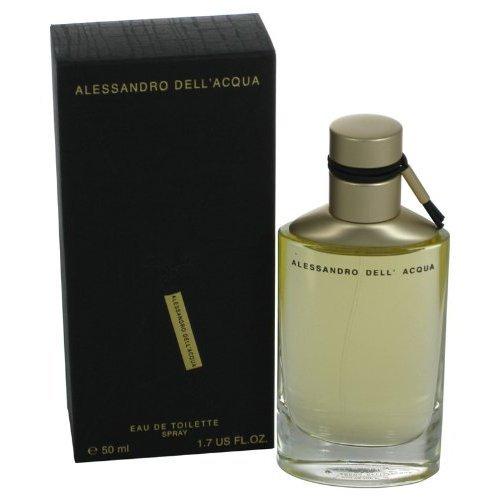 ALESSANDRO DELL ACQUA Perfume. EAU DE TOILETTE SPRAY 1.7 oz / 50 ML By Alessandro Dell Acqua - Womens