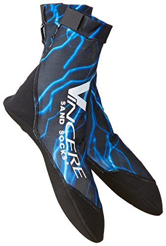 Vincere Sand Socks Snorkeling Volleyball