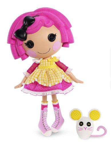 Limited Edition Original Lalaloopsy Doll Crumb Sugar Cookie with Bonus Mini Lalaloopsy by MGA Entertainment -