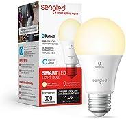 Sengled Smart LED Light Bulb, Compatible con Alexa, 800LM, Blanco suave 2700K, 8.7W (60W Equivalente), 1 Paque