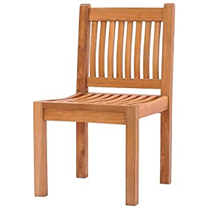 41JdzKFuhrL._SS300_ Teak Dining Chairs & Outdoor Teak Chairs