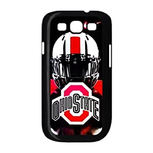 DIY Dream 10 Sports NCAA Ohio State Buckeyes Footballl Print With Hard Shell for For SamSung Galaxy S5 Mini Case Cover -Just DO It