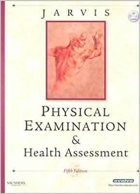 Physical Examination And Health Assessment 5th Edition