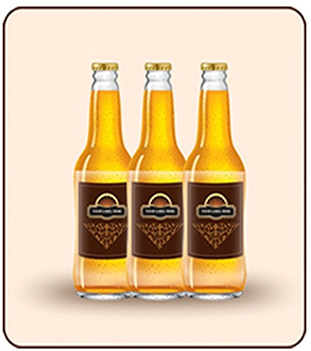 FastLabel Fermentation Accessories - Bomber Beer Bottle labels - Never scrub a bottle again brought to you by FastFerment by FastLabel (Image #8)