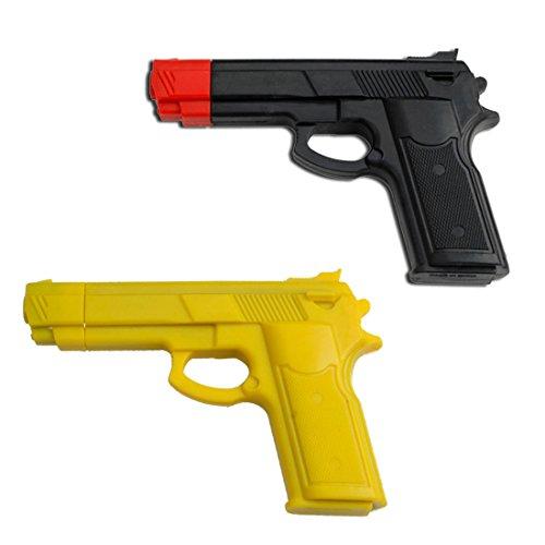 BladesUSA 3200BK, 3200YL Rubber Training Gun Combo Kit