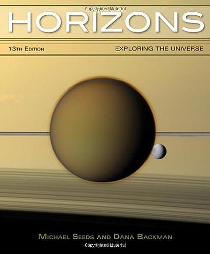 horizons exploring the universe michael a seeds dana backman rh amazon com Universe Pictures Hubble www Pictures of Universe