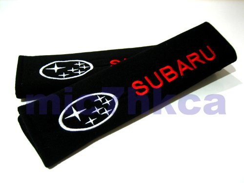 subaru-exquisite-embroidered-badge-comfortable-seat-belt-shoulder-pad-cover-velcro-opening-black-1-p
