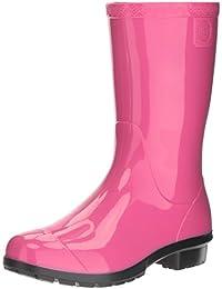 Boy S Rain Boots Amazon Com