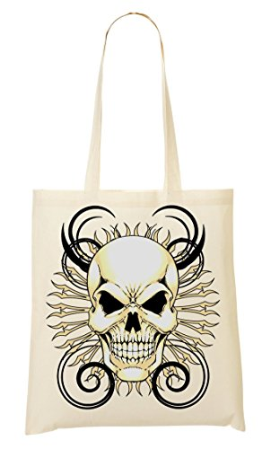 To Death Sac à Horror provisions Style Series Devil Sac tout Tribal Skull Nice Madness Creepy Fourre zAxq5H4