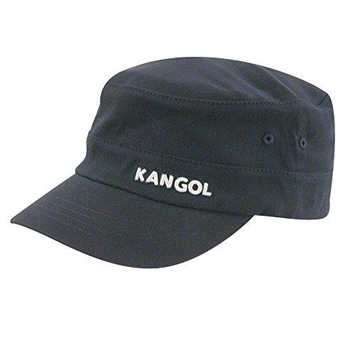 - Kangol Unisex-Adult's Cotton Twill Army Cap, Navy, XXL