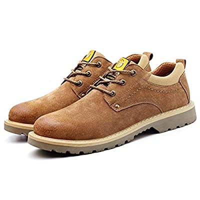 CVAYU Casual Fashion Safety Sneakers for Men,Work Breathable Industrial Construction Sneakers,Lightweight Steel Toe Shoes for Women