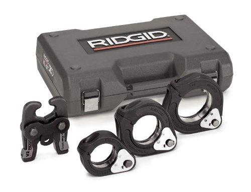 RIDGID 20483 Standard Series XL-C/S Press Ring Kit For RIDGID ProPress Tools, Hydraulic Crimping Tools by Ridgid