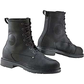 4198d3655d TCX X-Blend WP Men s Street Motorcycle Boots - Black   US 11   Size 45