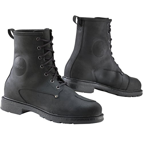 (TCX X-Blend WP Men's Street Motorcycle Boots - Black/US 11/Size 45 )