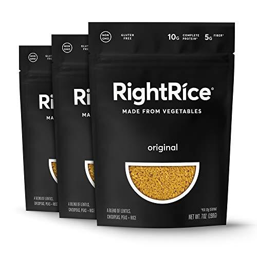 RightRice Original Vegetable Rice Vegetables