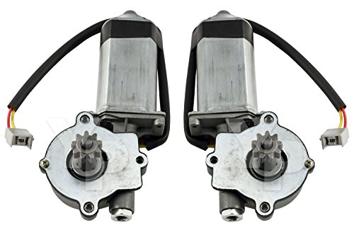 1983-1993 Mustang Convertible Rear Quarter Powered Window Motors - - Quarter Motor Window