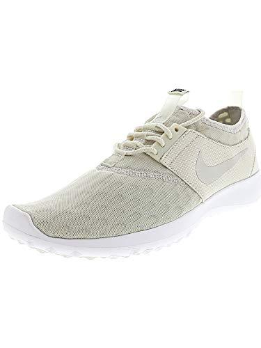 NIKE Women's Juvenate Sneaker, Light Bone/Light Bone/Black/White, 7 B(M) US (Footwear Bone Light)