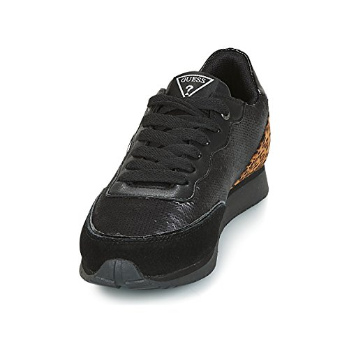 Women's Shoes Black Guess Gymnastics Sunny Black Black Sd4xqPxw