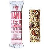 Dano(ダノ) グラノーラバー 砂糖不使用 低糖質 シリアル ダイエット ナッツ バー 300g(30g×10本)