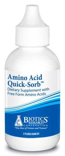 Biotics Research, acides aminés Sorb rapide (2 oz)
