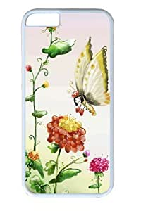 Autumn Has Arrived Custom iphone 6 plus 5.5 inch Case Cover Polycarbonate White