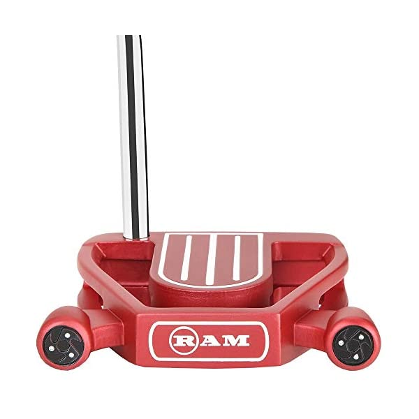 Ram-Golf-Laser-Model-1-Putter-w-Advanced-Perimeter-Weighting-Headcover-Included
