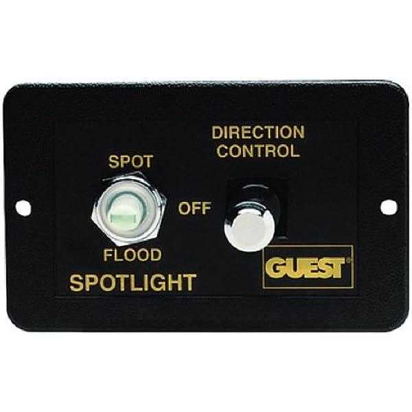 Guest Joystick Control for M-100 Remote Halogen Spot Marinco Electrical Group 22209