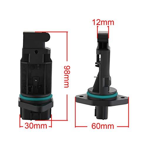 A1120940048 06A906461E MAF Sensors 059906461E Air Mass Flow Meter SICHER ID4003 Replaces A6110940048