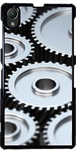 Funda para Sony Xperia Z1 (l39h) - Reloj De Resumen by Carsten Reisinger