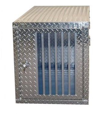 K-9 Transport Small Dog Box; 18''W x 32''D x 22''H (Knockdown) by OWENS DOG BOX
