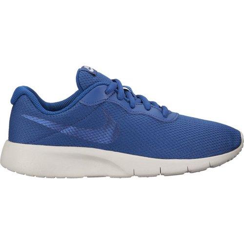 (NIKE Youth Tanjun Training Running Shoes-Gym Blue-6)